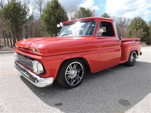 1966 Chevrolet C/K 10 | 785686