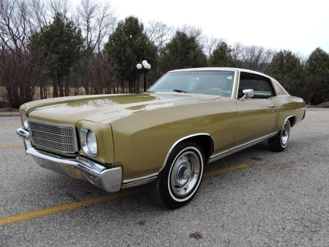 Chevy Chandler Classic Chevrolet Monte Carlo For Sale on ClassicCars.com ...