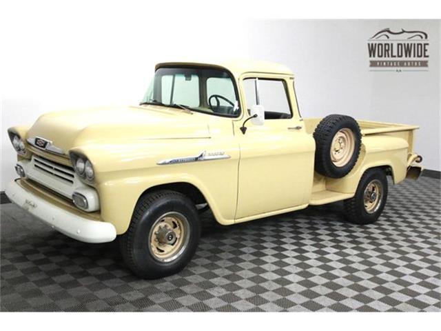 1958 Chevrolet 3200 | 780057