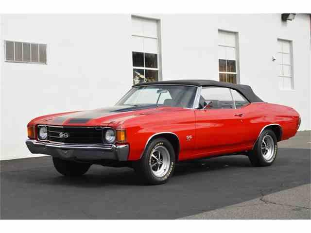 1972 Chevrolet Chevelle | 785715