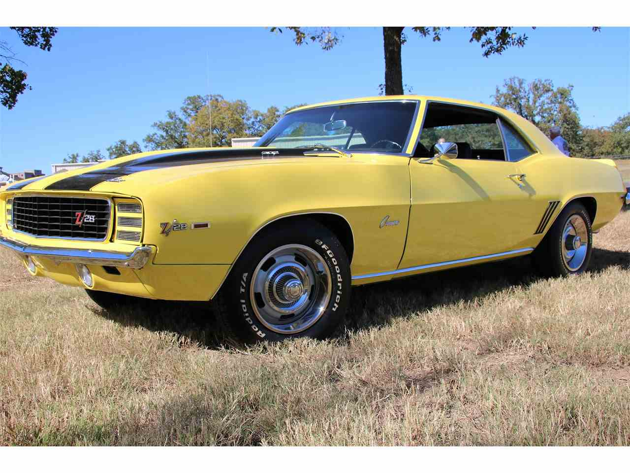 1969 Chevrolet Camaro RS Z28 for Sale - CC-785764