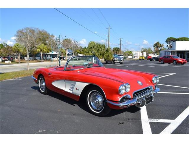 1958 Chevrolet Corvette | 785784