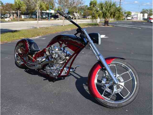 2007 Custom Motorcycle | 785792