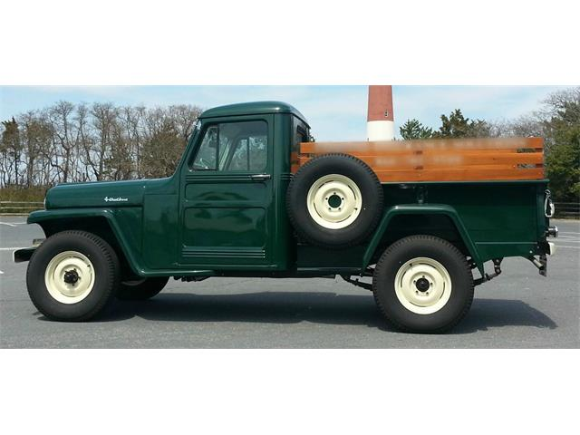 1953 Willys-Overland Pickup   785824