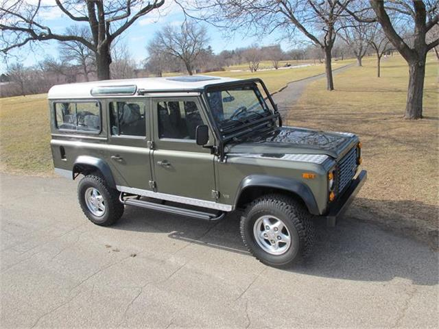 1997 Land Rover Defender | 785842