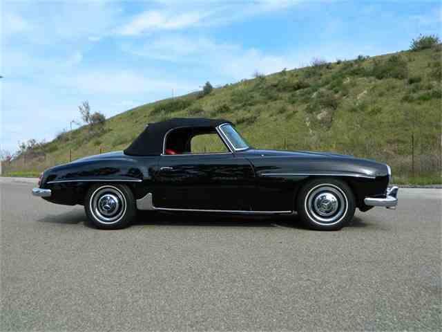 1958 Mercedes-Benz 190 | 785850