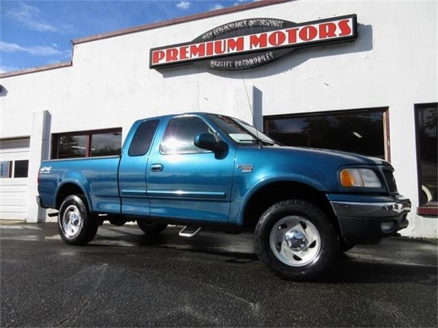2000 Ford F150 | 785887
