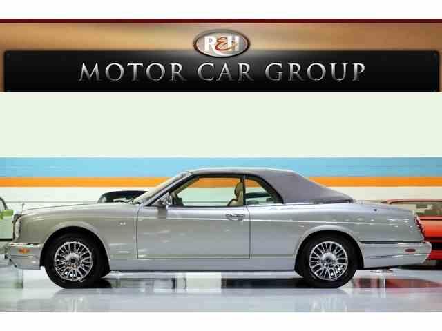 2002 Rolls-Royce Corniche Final Series | 785889