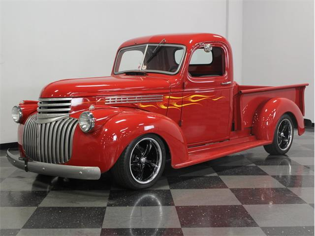 1946 Chevrolet Pickup   785901