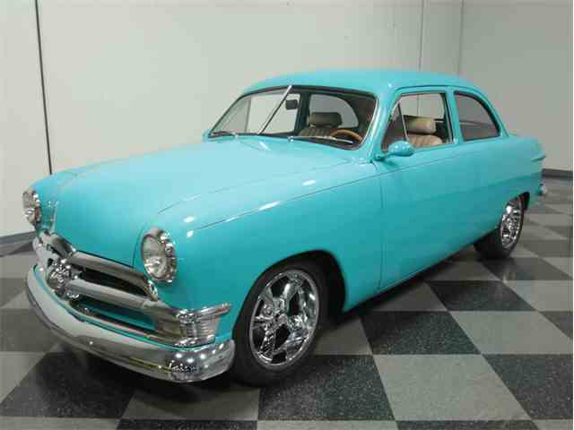 1950 Ford 2-Dr Sedan | 785905