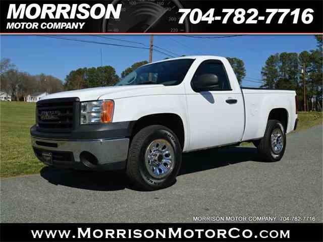 2012 GMC Sierra | 785910