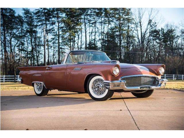 1957 Ford Thunderbird | 785917