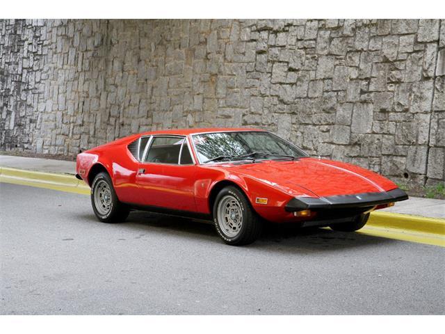 1974 DeTomaso Pantera | 785922