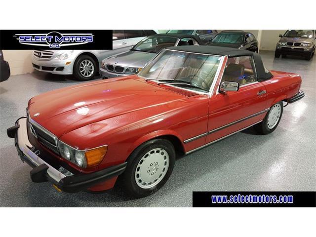 1988 Mercedes-Benz 560 | 785929