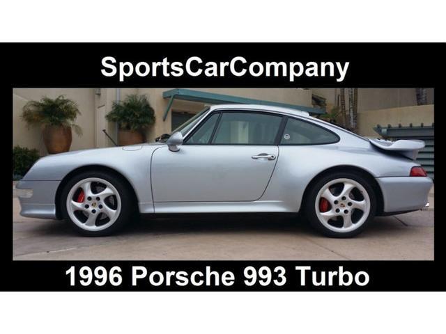 1996 Porsche 993 | 785939