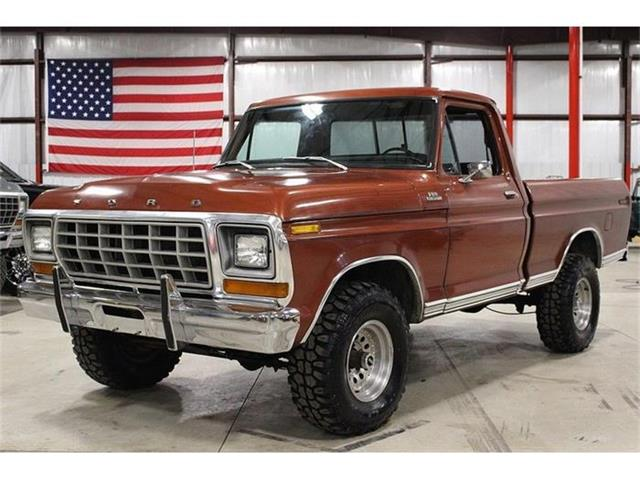 1979 Ford F150   785947
