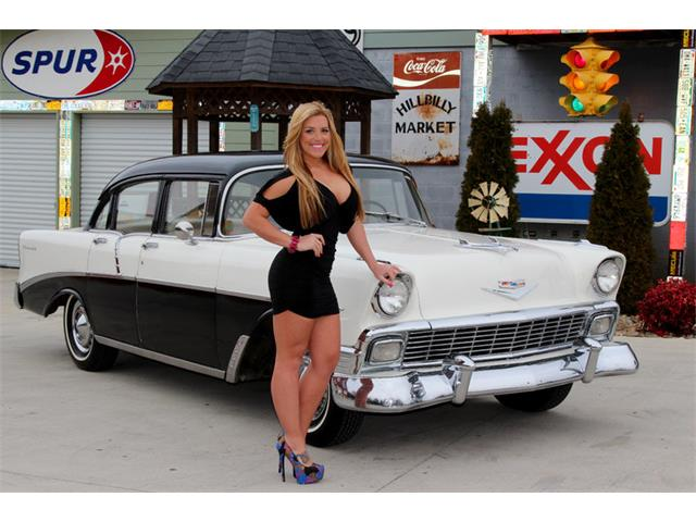 1956 Chevrolet 210 | 780595