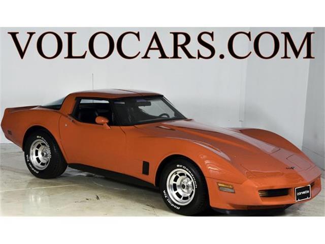 1981 Chevrolet Corvette | 785966