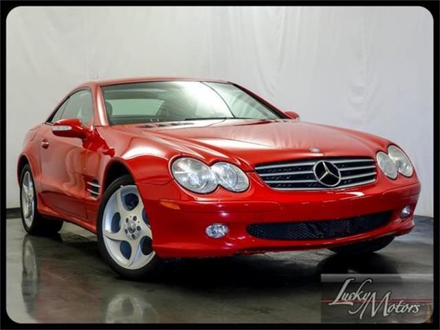 2003 Mercedes-Benz SL-Class | 786003