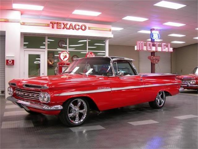 1959 Chevrolet El Camino | 786004
