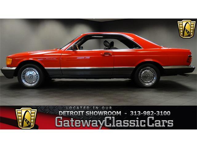 1984 Mercedes-Benz 500SEC | 786020