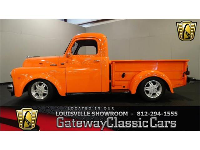 1950 Dodge Pickup   786032