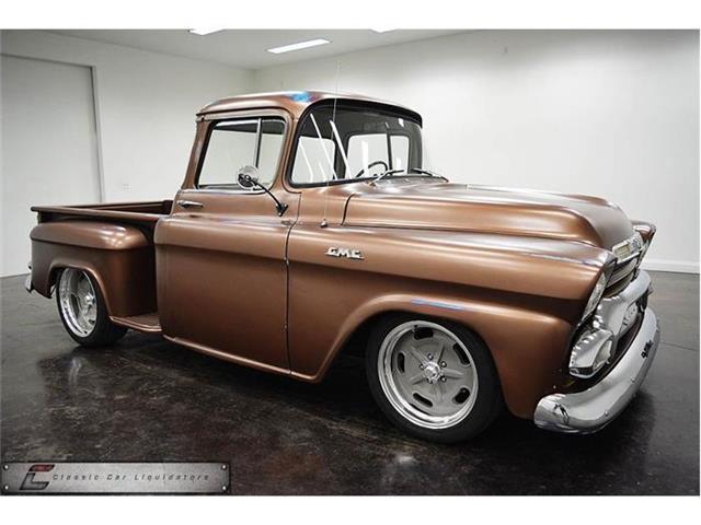 1959 GMC 100 | 786037