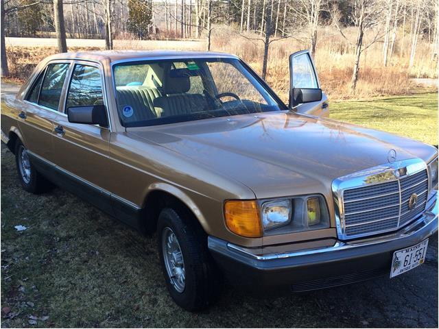 1985 Mercedes-Benz 380SE | 780604