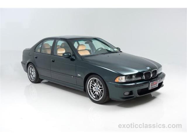 2000 BMW M5 | 780605