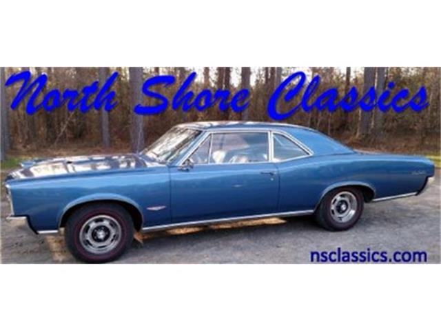 1966 Pontiac GTO | 786059