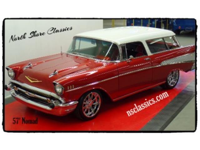 1957 Chevrolet Nomad | 786062