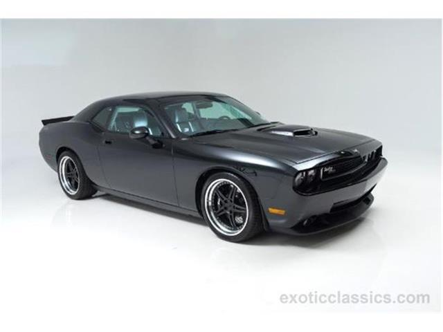 2010 Dodge Challenger Supercharged Richard Petty Signature Series | 780607