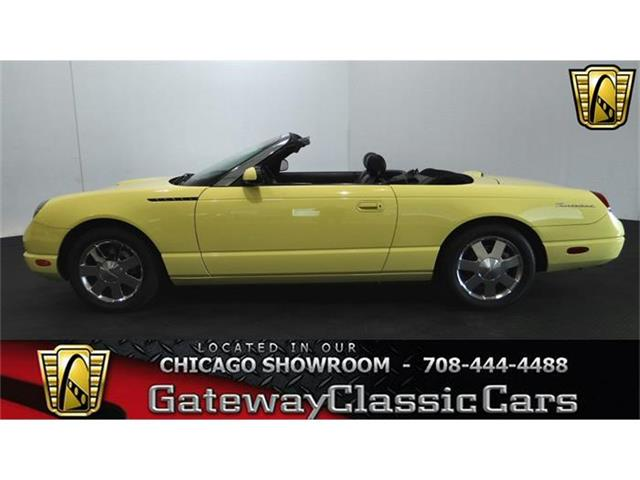 2002 Ford Thunderbird | 780611