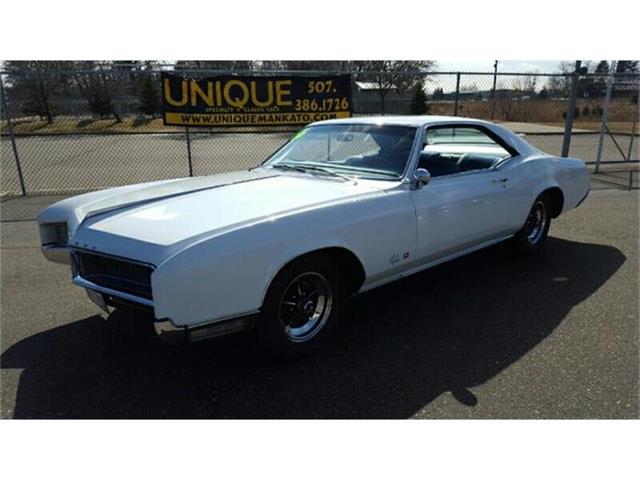 1966 Buick Riviera   780621