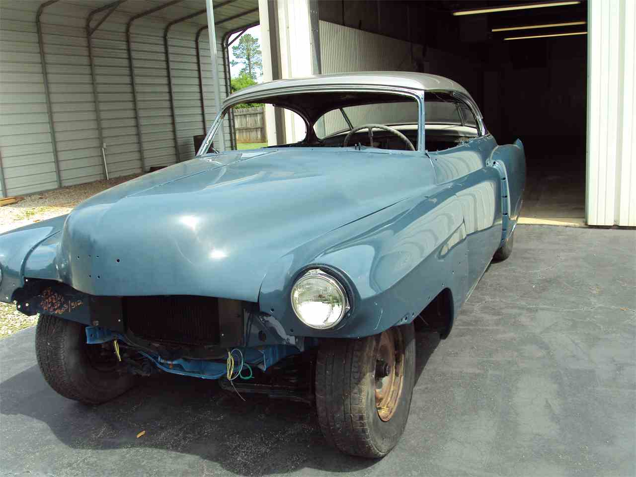1951 Cadillac Coupe Deville Hot Rod Rat For Kids