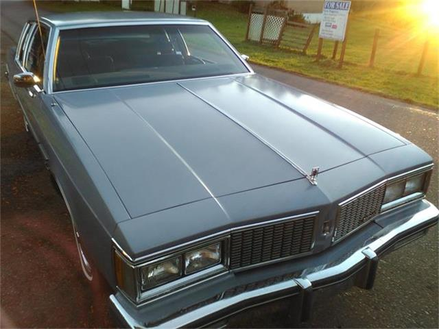 1984 Oldsmobile Delta 88 Royale | 786856