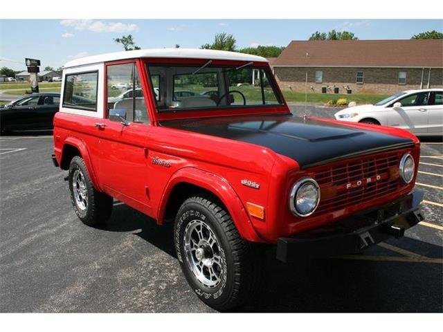1970 Ford Bronco | 786864