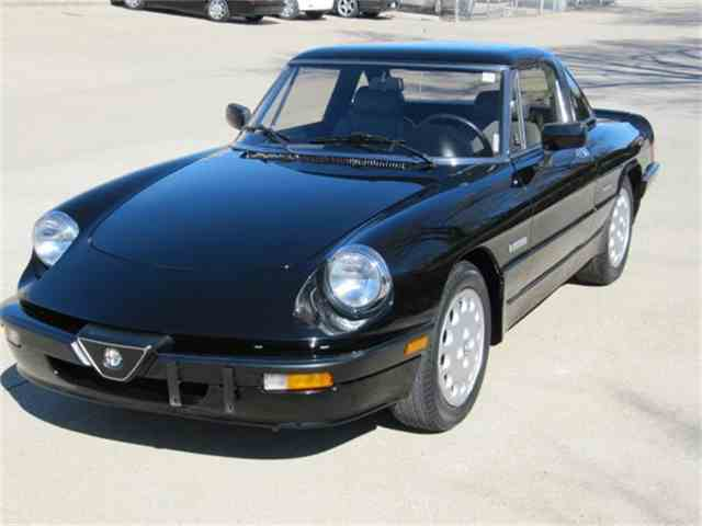 1988 Alfa Romeo Quadrifoglio | 787147