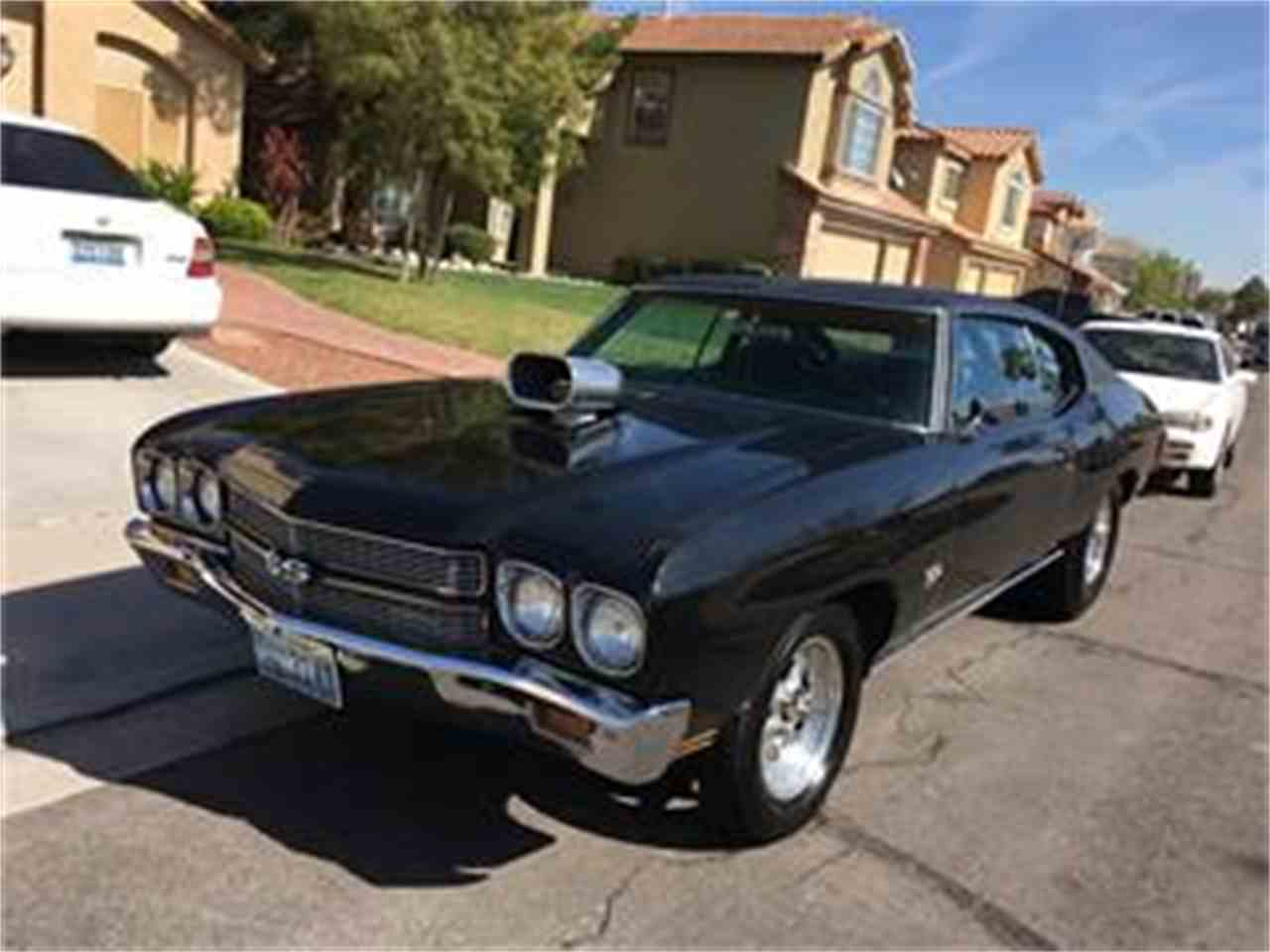 Large Picture of '70 Chevelle SS - GVE0