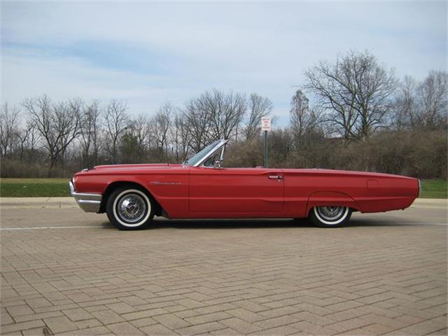 1964 Ford Thunderbird | 787179
