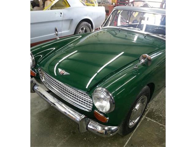 1967 Austin-Healey Sprite | 787180