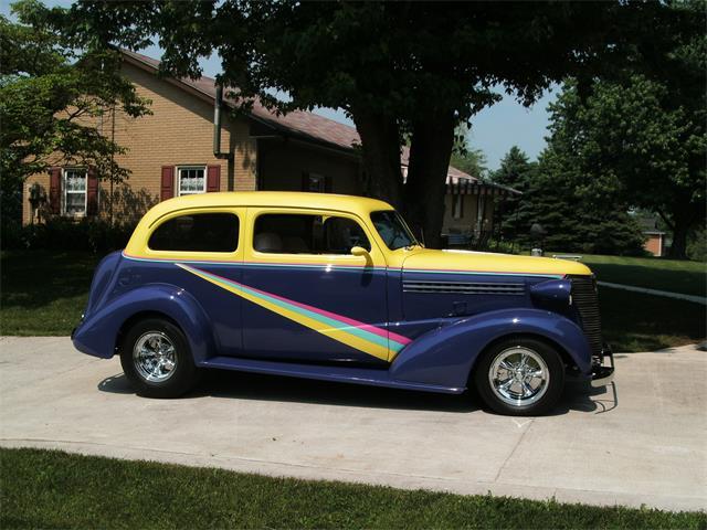 1938 Chevrolet 2-Dr Sedan | 787181