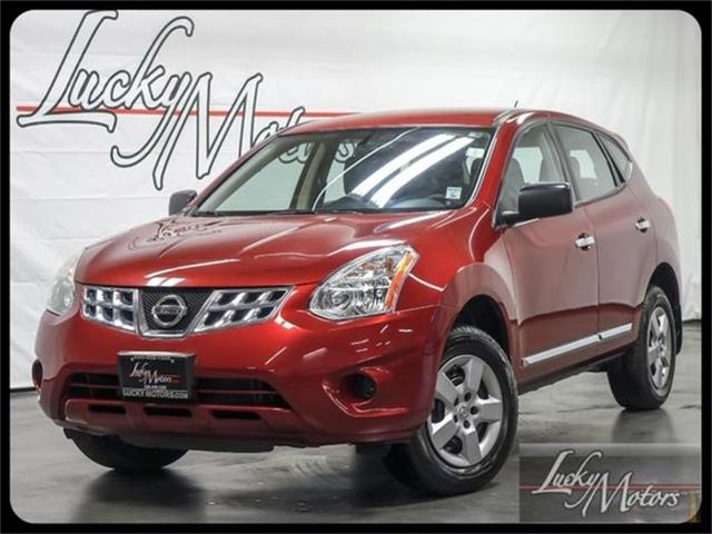 2013 Nissan Rogue | 780072