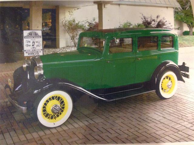 1932 Plymouth PB | 787200