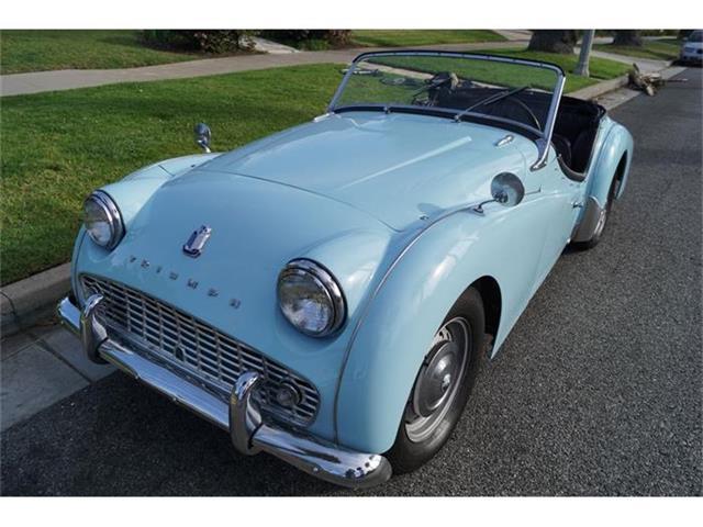 1961 Triumph TR3A | 787212
