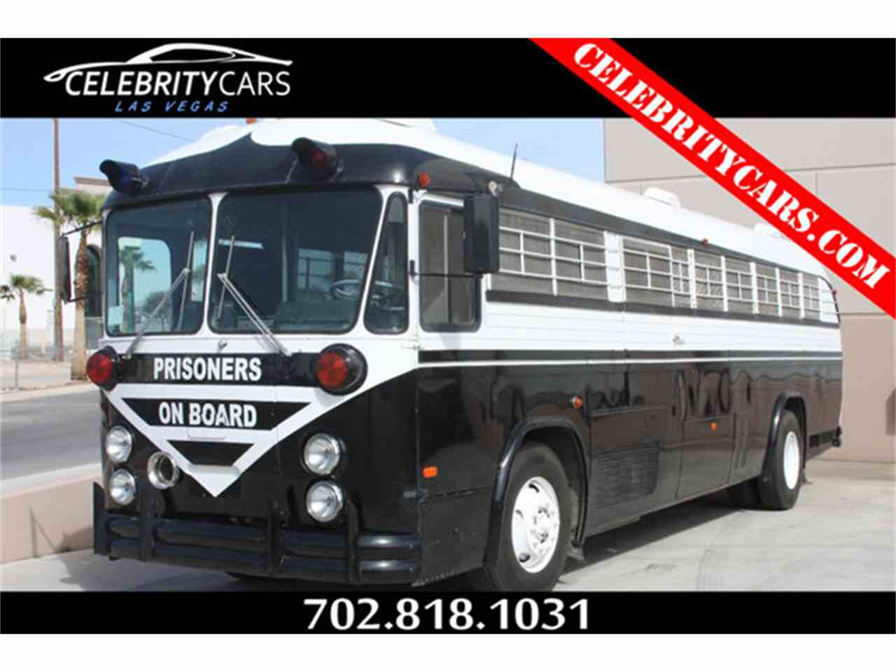 Large Picture of '75 A-855-11  Security/Prison Coach - GVII