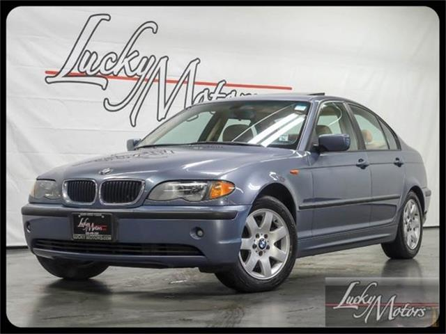 2003 BMW 3 Series   780074
