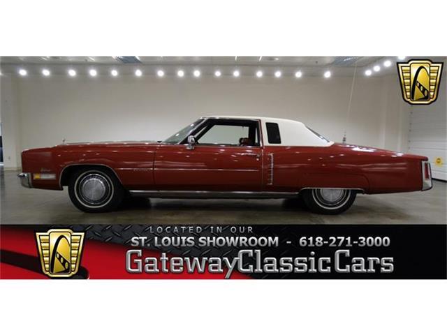 1972 Cadillac Eldorado | 787405
