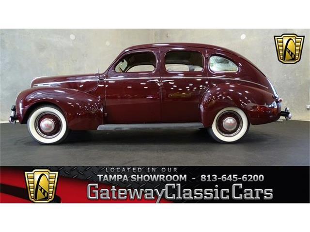 1939 Mercury Sedan | 787409