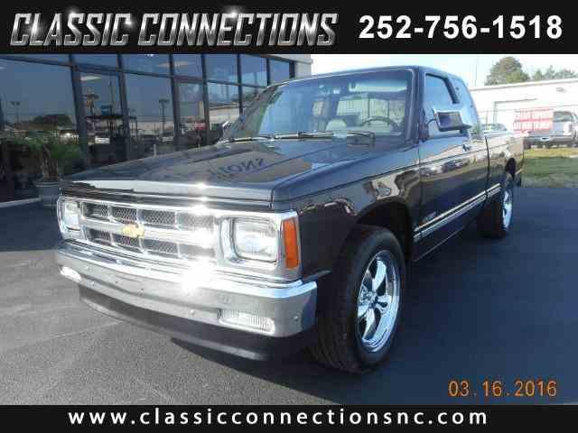 1993 Chevrolet S10 | 787426